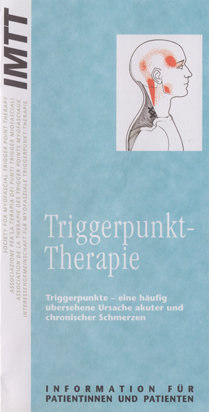 Triggerpunkt Therapie Physiotherapie Rose Gommiswald